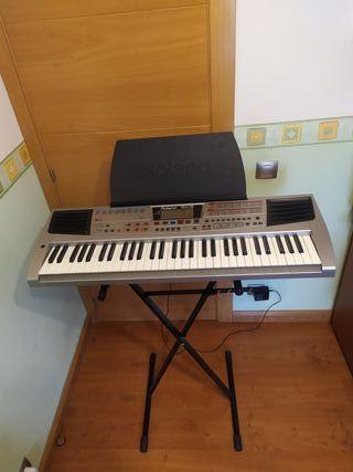 Piano ROLAND EM-15 de 61 teclas Professional