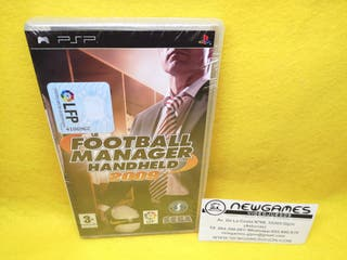 Football Manager HandHeld 2009 (NUEVO) - psp