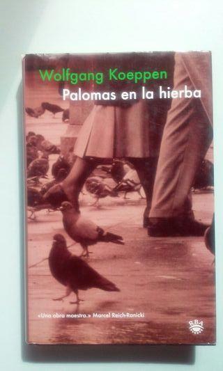 Palomas en la hierba, Wolfgang Koeppen