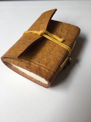 Cuaderno miniatura