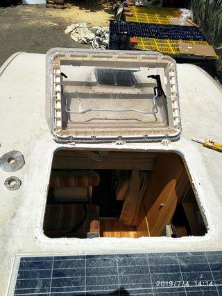 Reparación en caravanas y autocaravanas