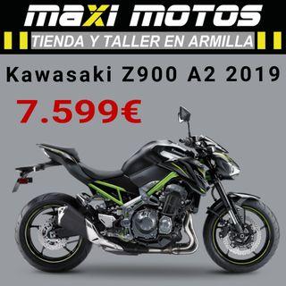 KAWASAKI Z900 A2 2019