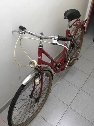 Bicicleta Vintage BH.