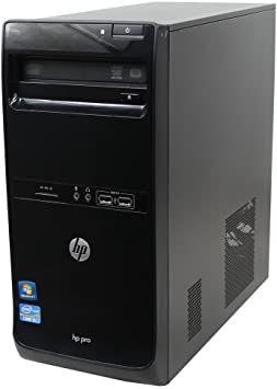Ordenador MT hp Pro 3400. Core i3 3,3 GHz.