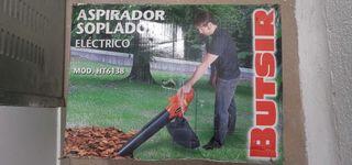 Soplador Aspirador para jardines