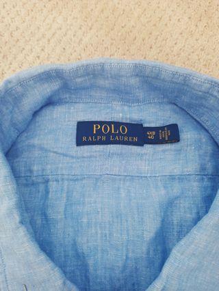 Camisa 4Xl marca Polo Ralph Lauren.