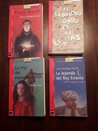 LIBROS DE LECTURA PARA NIÑOS