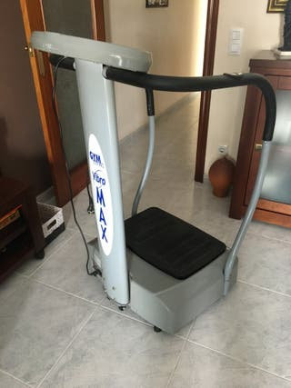 Máquina gym from vibro Max