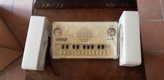 MINI ORGANO RADIO MOD 5409 - DOMICO - ANTIGUO