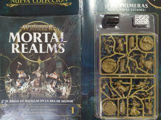 Mortal Realms Warhammer N°1