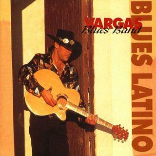 Vargas Blues Band Blues Latino CD