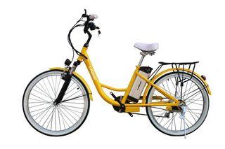 Bicicletas eléctricas paseo varios colores