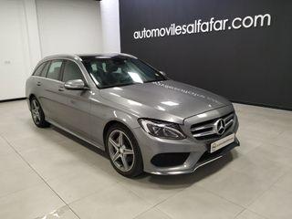 Mercedes-Benz Clase C 220d ESTATE