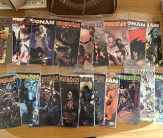 Conan. La leyenda. Comics