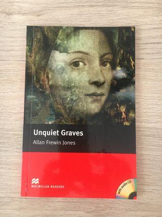 Libro lectura ingles Unquiet Graves