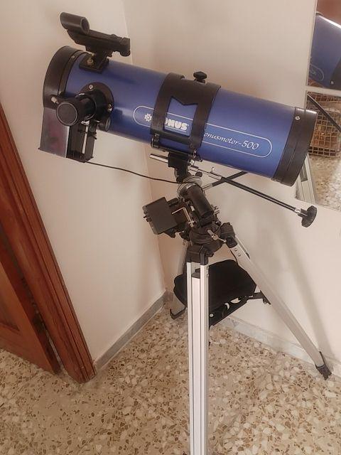 telescopio. konusmotor -500 .seminuevo