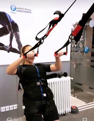 entrenamiento personal chaleco electroestimulacion