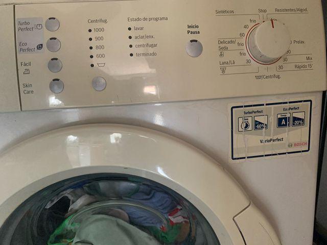 Lavadora Bosch Maxx 7 como nueva
