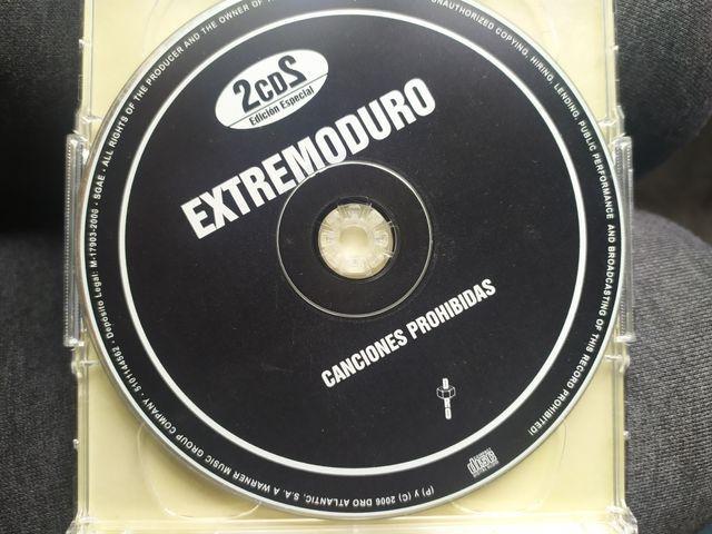 Extremoduro (2 cds edición especial)