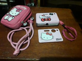 Cámara de foto Hello Kitty
