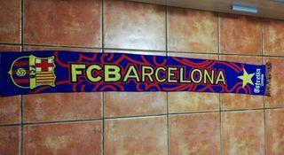 Bufanda fútbol club Barcelona