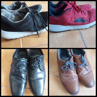 zapatos, zapatillas