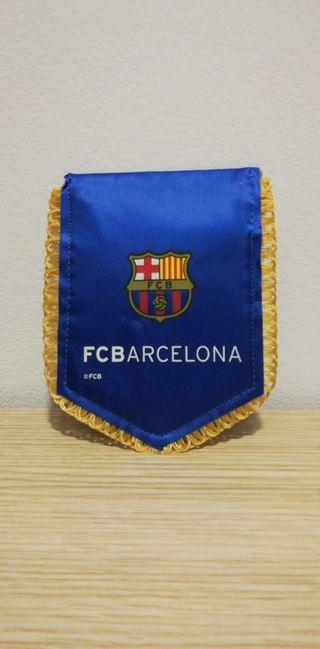 Banderín oficial fútbol club Barcelona