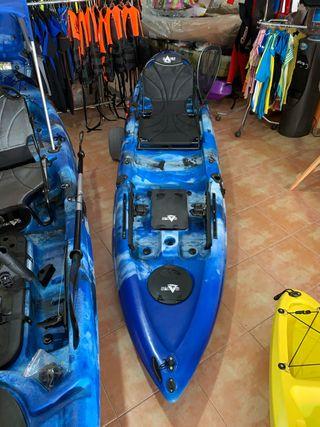 Kayak piragua canoa