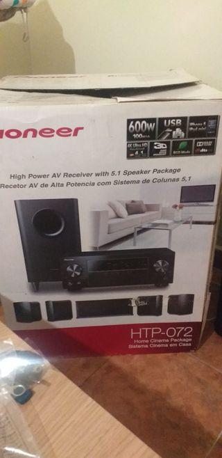 home cinema nuevo Pioneer