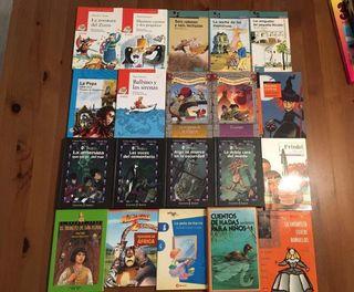 Colección de cómics