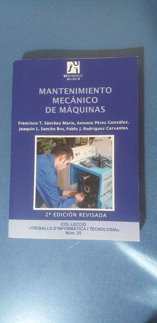 Vendo libro Mantenimiento Industrial