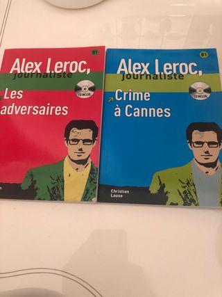 Libros de lectura francés B1