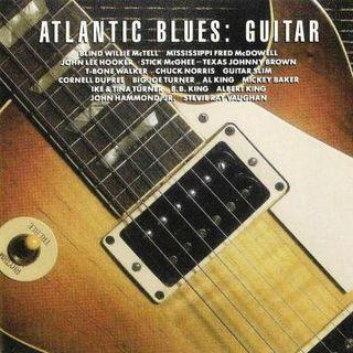 Various Atlantic Blues: Guitar CD