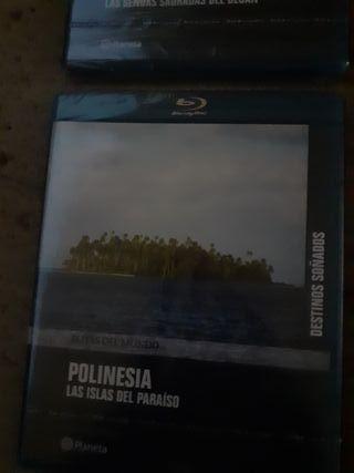 dvd blue ray de las maravillas del mundo