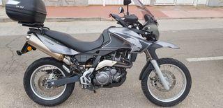 Aprilia pegaso trail enduro 660 motor Yamaha