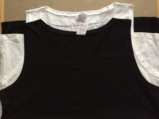 Lote 2 camisetas Mujer Nuevas