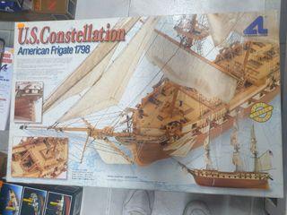 U.S Constellation 1/85