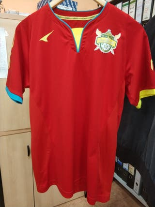 Camiseta futbol Match Worn Guerrilla Chuandong