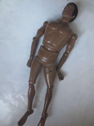 Figura de Acción Geyperman negro Geyper Man Spain