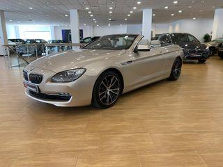 BMW SERIE 6 F12 640i 320 CV CABRIO 2011