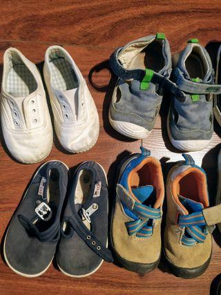 REGALO 10 pares zapatos niño y niña