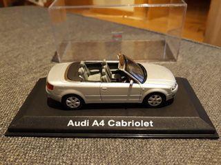 Audi A4 Cabriolet 1:43