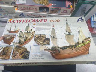 mayflower 1620 1/64