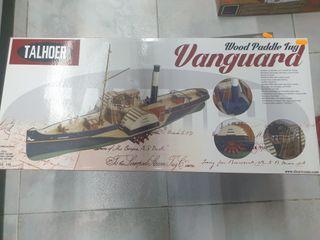 Remolcador Vanguard 1/50