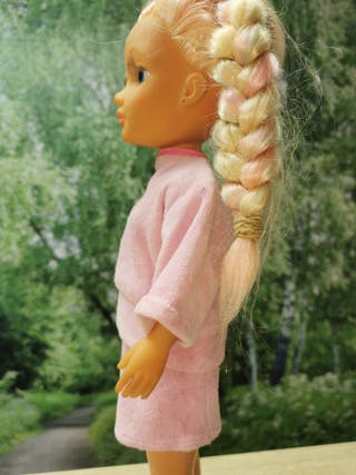 jersey pata muñeca Nancy
