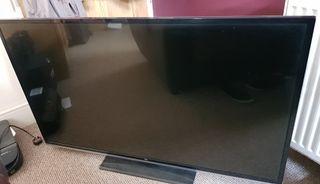 """50"""" JVC smart TV excellent condition"""