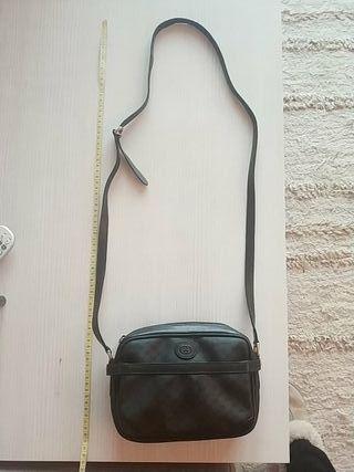 Bolso vintage pequeño Gucci Piel negro