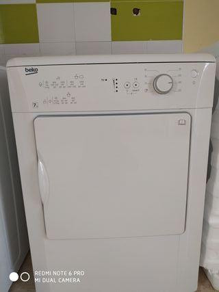 secadora Beko 7 kilos( para arreglar)