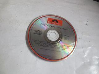 cd Eric Clapton Time Pieces