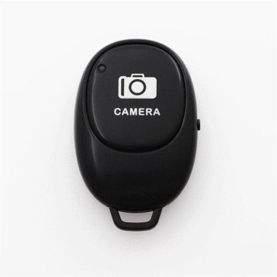Control remoto bluetooth smartphone.